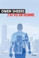 Couverture : J'ai vu un homme Owen Sheers