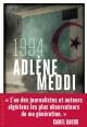 Couverture : 1994 Adlène Meddi