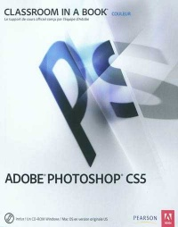 Vignette du livre Adobe Photoshop CS5 (+ CD-ROM)