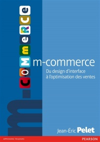 Vignette du livre M-commerce : du design d'interface à l'optimisation des ventes