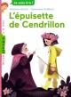 Couverture : L'épuisette de Cendrillon Ghislaine Biondi, Geneviève Godbout