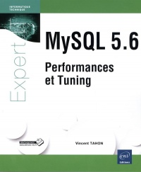 Vignette du livre MySQL 5.6: performances et tuning : versions 5.1 à 5.6