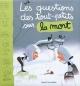 Couverture : Questions des tout-petits sur la mort (Les) Marie Aubinais, Anouck Ricard