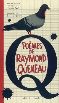 Poèmes de Raymond Queneau