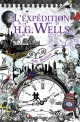Couverture : Expédition H.G. Wells (L') Polly Shulman