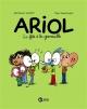 Couverture : Ariol T.11: La fête à la grenouille Emmanuel Guibert, Marc Boutavant