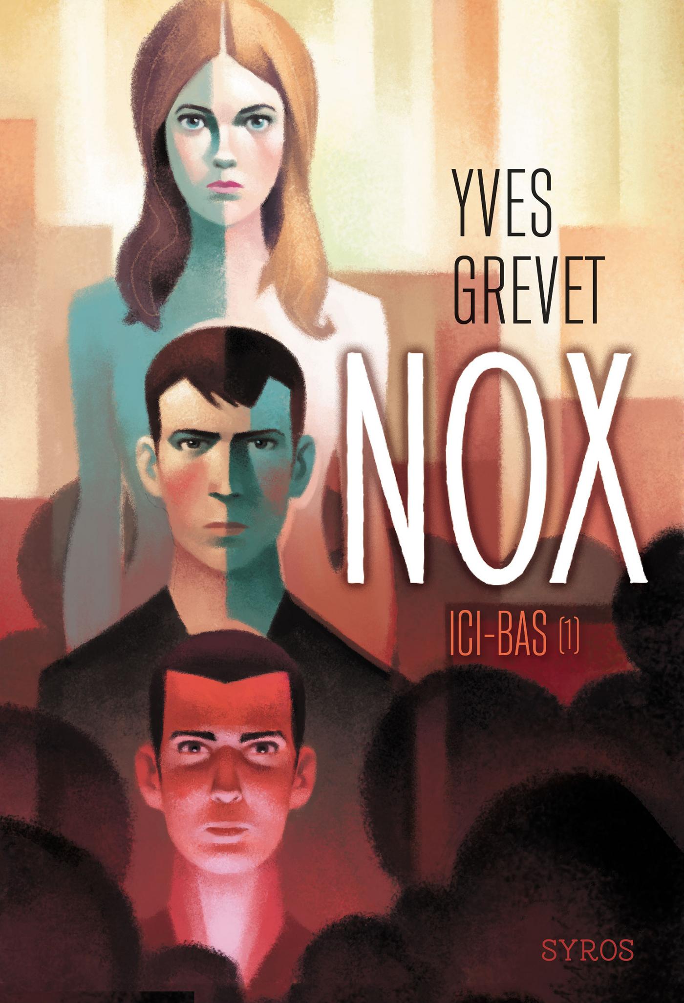 Nox T.1: Ici-bas
