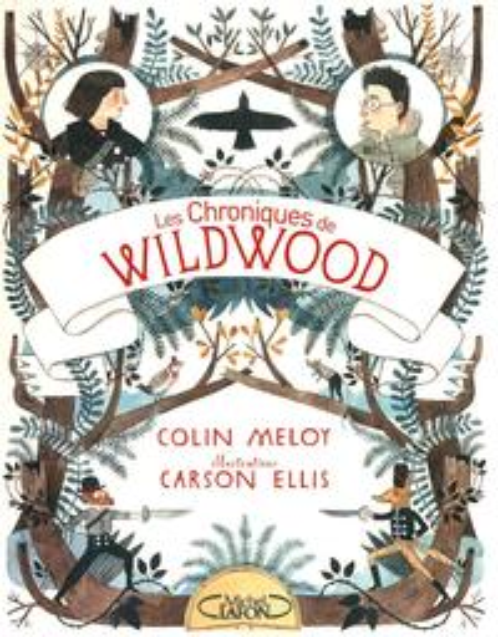 Les chroniques de Wildwood T.1