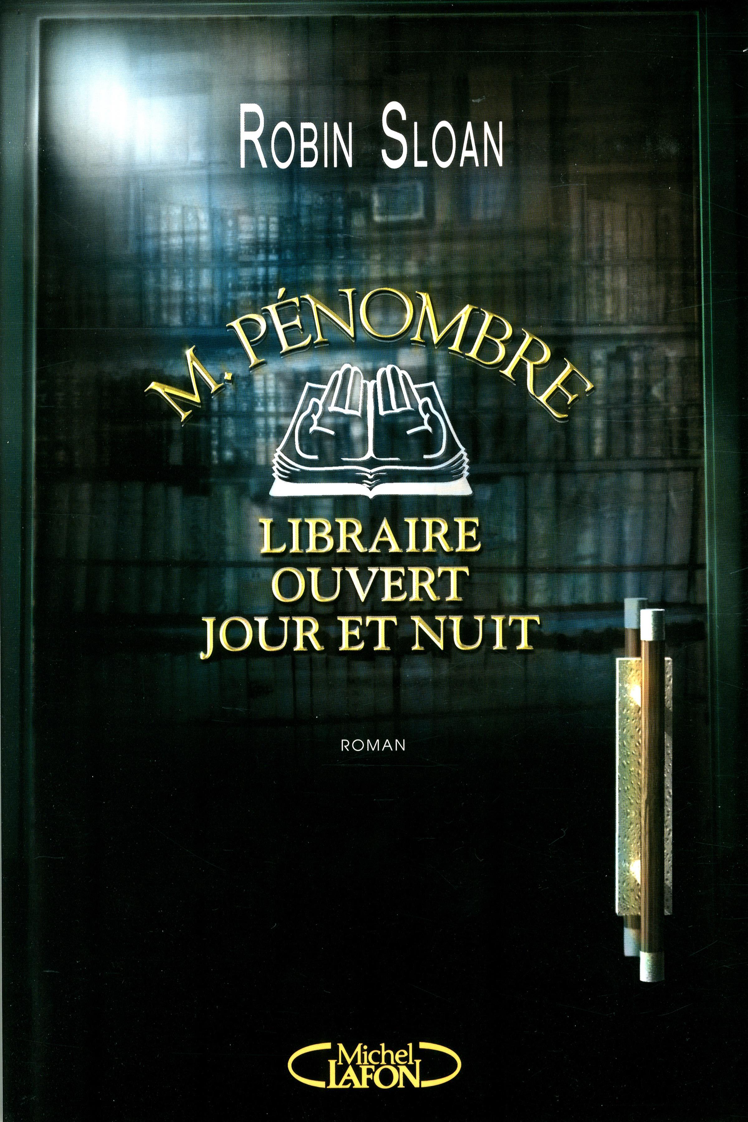 M. Pénombre, libraire ouvert jour et nuit