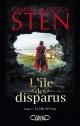 Couverture : L'île des disparus T.1 : La fille de l'eau Viveca Sten, Camilla Sten