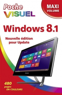 Vignette du livre Windows 8.1 Update: maxi volume