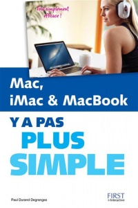 Vignette du livre Mac, iMac, MacBook : y a pas plus simple