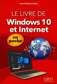 Vignette du livre Le livre de Windows 10 et Internet