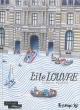 Couverture : L'île Louvre Florent Chavouet