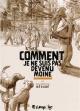 Couverture : Comment je ne suis pas devenu moine Jean-sébastien Bérubé