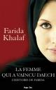 Couverture : La jeune fille qui a vaincu Daech Farida Khalaf