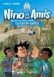 Couverture : Nino et ses amis T.1 : La maison hantée Pedro J. Colombo,  Davoine