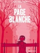 Couverture : Page blanche (La)  Boulet, Pénélope Bagieu