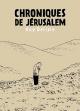 Couverture : Chroniques de Jérusalem (Coffret album + croquis) Guy Delisle, Lucie Firoud