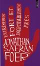 Couverture : Extrêmement fort et incroyablement près Jonathan Safran Foer