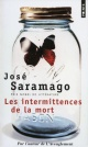 Couverture : Intermittences de la mort (Les) José Saramago
