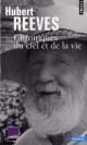 Couverture : Chroniques du Ciel et de la Vie Hubert Reeves