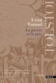 Couverture : Guerre et la paix (La) Léon Tolstoï