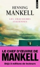 Couverture : Les chaussures italiennes Henning Mankell