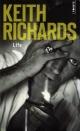 Couverture : Life: ma vie avec les Stones Keith Richards, James Fox