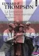 Couverture : La formation de la classe ouvrière anglaise Edward Palmer Thompson, Miguel Abensour, Jean Viviès