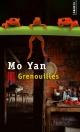 Couverture : Grenouilles Yan Mo