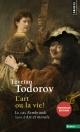 Couverture : L'art ou la vie !: le cas Rembrandt Tzvetan Todorov