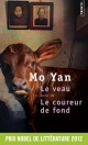 Couverture : Veau suivi de Le coureur de fond (Le) Yan Mo