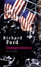 Couverture : Indépendance Richard Ford