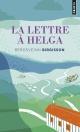 Couverture : Lettre à Helga (La) Bergsveinn Birgisson