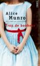 Couverture : Trop de bonheur Alice Munro