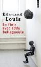 Couverture : En finir avec Eddy Bellegueule Edouard Louis