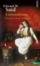 Couverture : Orientalisme (L'): l'Orient créé par l'Occident Tzvetan Todorov, Edward W. Said