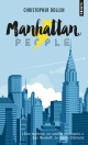 Couverture : Manhattan People Christopher Bollen