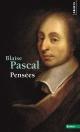 Couverture : Pensées Blaise Pascal