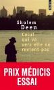 Couverture : Celui qui va vers elle ne revient pas Shulem Deen