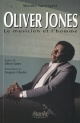 Couverture : Oliver Jones, le musicien et l'homme Marthe Sansregret