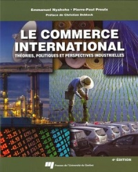 Vignette du livre Commerce international (Le) 4e Éd.