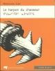 Couverture : Le harpon du chasseur  Markoosie Patsauq
