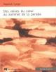 Couverture : Des veines du coeur au sommet de la pensée  Daniel Chartier,  Aqqaluk Lynge