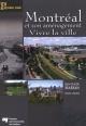 Couverture : Montréal et son aménagement : vivre la ville Jean-claude Marsan