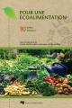 Couverture : Pour une écoalimentation: dix belles histoires