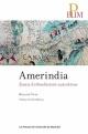 Couverture : Amerindia: essais d'ethnohistoire autochtone Roland Viau, Gilles Bibeau