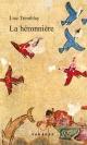 Couverture : La héronnière Lise Tremblay