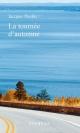 Couverture : La tournée d'automne Jacques Poulin